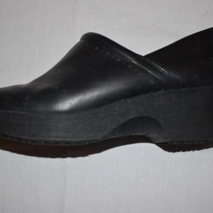 Shoes for Crews slip on shoes